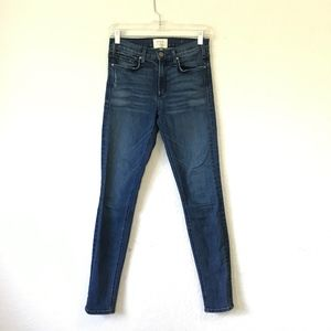 McGuire Denim High Rise Skinny Jeans